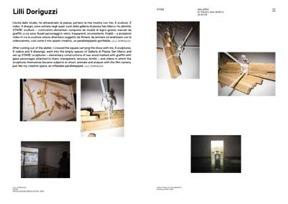 impaginazione grafica di una facciata del libro