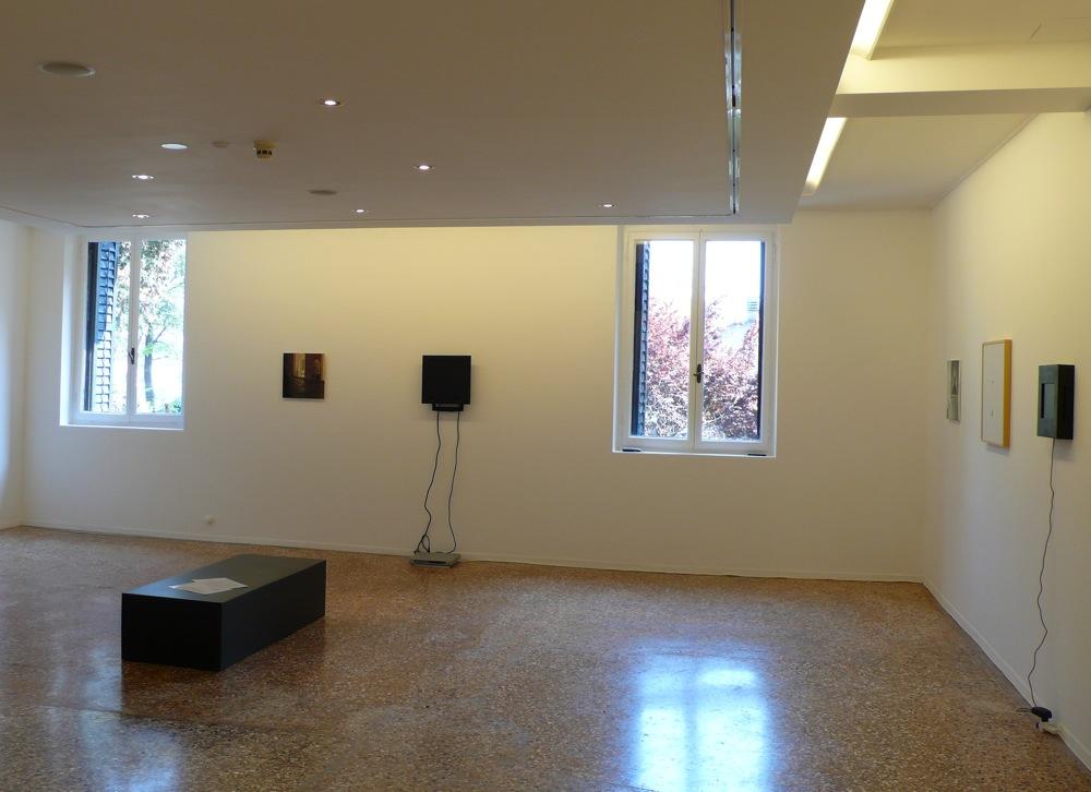 sala del primo piano della galleria di piazza S. Marco
