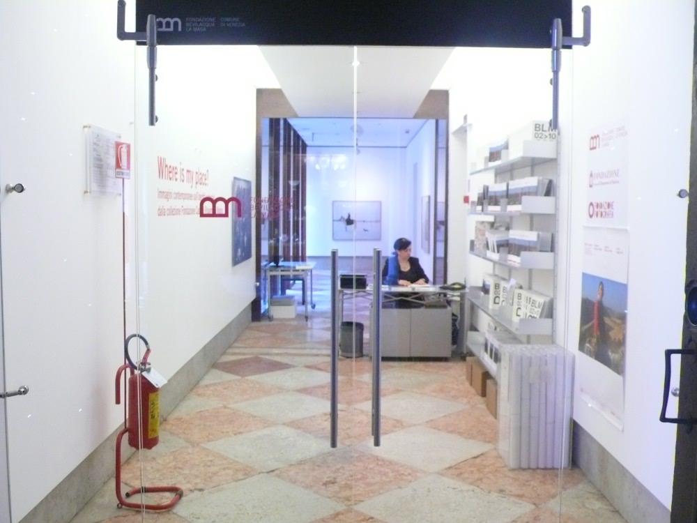 Entrata della Galleria di Piazza San Marco