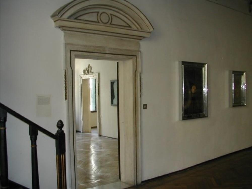 interni di palazzetto Tito
