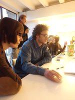 Angela Vettese e Gianandrea Poletta