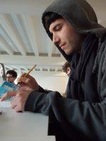 primo piano di Fabio De Meo