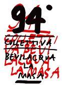 manifesto grafico della mostra collettiva