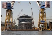 immagine di un cantiere navale